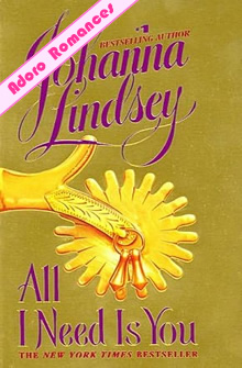 All I Need Is You de Johanna Lindsey