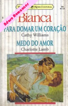 Medo do Amor de Charlotte Lamb