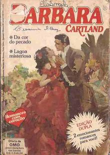 Da cor do pecado de Barbara Cartland