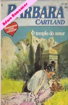 O Templo Do Amor  de Barbara Cartland