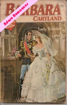 Lady Rebelde de Barbara Cartland