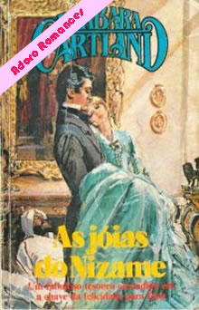 As jóias do Nizame de Barbara Cartland