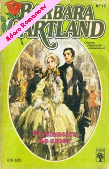 Prisioneira do Amor de Barbara Cartland