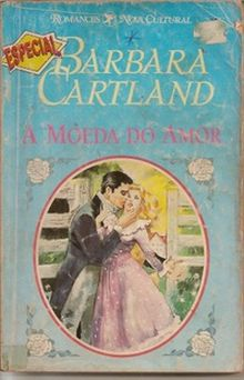 A Moeda do Amor de Barbara Cartland