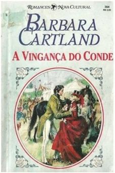 A vingança do conde de Barbara Cartland