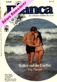 Sob o sol do Caribe de Kay Thorpe