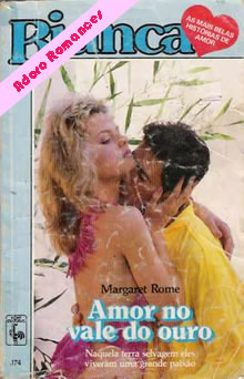 O amor no vale do Ouro de Margaret Rome