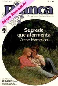 Segredo que Atormenta de Anne Hampson