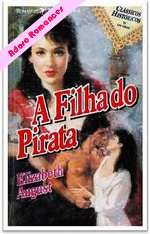 A Filha do pirata de Elizabeth August