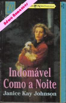 Indomável como a Noite de Janice Kay Johnson