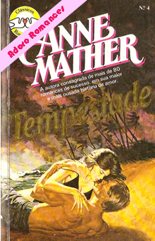 Tempestade de Anne Mather