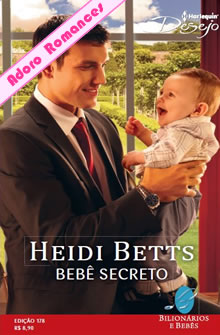 Bebê secreto de Heidi Betts