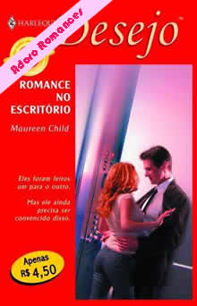 Romance no Escritório de Maureen Child