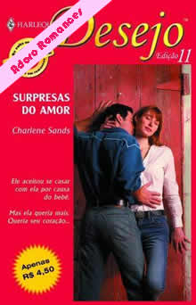 Surpresas do Amor de Charlene Sands