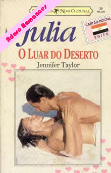 O Luar Do Deserto de Jennifer Taylor