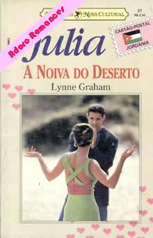 A Noiva do deserto de Lynne Graham