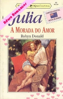 A morada do amor de Robyn Donald