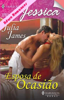 Esposa de ocasião de Julia James