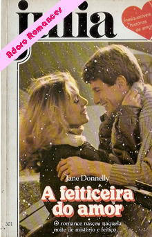 A feitiçeira do amor de Jane Donnelly