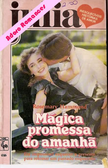 Mágica Promessa do amanhã de Rosemary Hammond