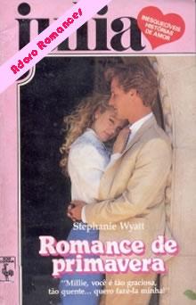 Romance de primavera de Stephanie Wyatt