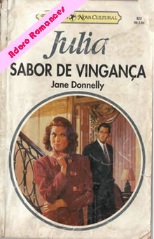 Sabor de Vingança de Jane Donnelly