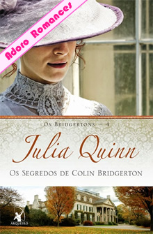 Os Segredos de Colin Bridgerton de Julia Quinn