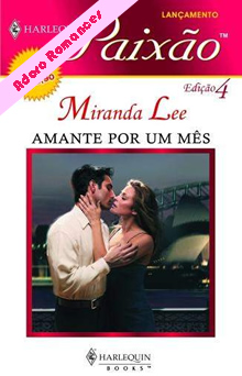 Amante por um Mês de Miranda Lee