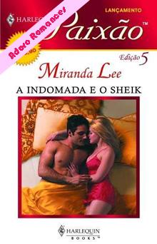 A Indomada e o Sheik de Miranda Lee
