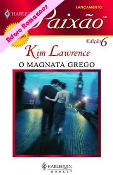 O Magnata Grego de Kim Lawrence