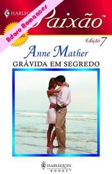 Grávida em segredo de Anne Mather