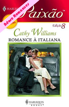 Romance à italiana de Cathy Williams