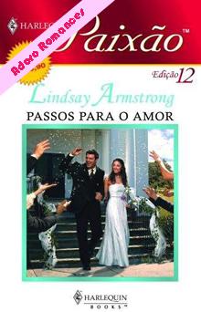 Passos para o amor de Lindsay Armstrong
