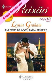 Em seus braços para sempre de Lynne Graham