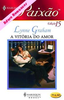 A vitória do amor de Lynne Graham