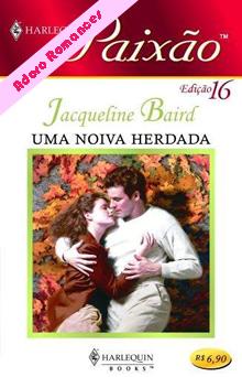 Uma noiva herdada de Jacqueline Baird