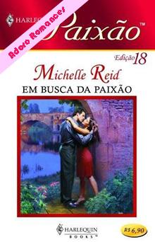 Em Busca da paixão de Michelle Reid