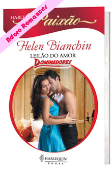 Leilão do amor de Helen Bianchin