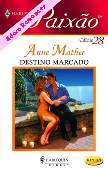 Destino Marcado de Anne Mather
