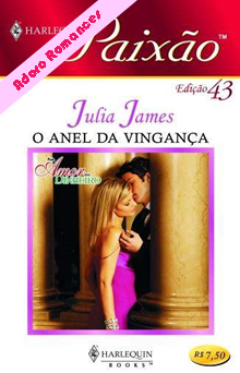O Anel da Vingança de Julia James