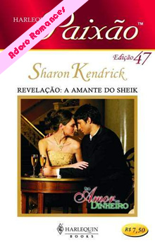 A Amante do Sheik de Sharon Kendrick
