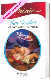 Sob o Comando do Sheik  de Kate Walker