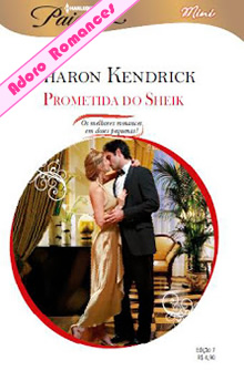 Prometida do Sheick de Sharon Kendrick