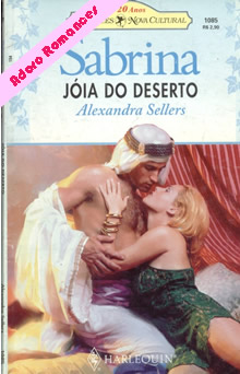 Jóia do deserto de Alexandra Sellers