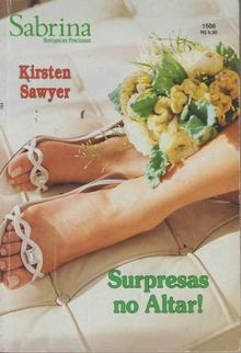 Surpresas no Altar! de Kirsten Sawyer