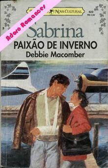 Paixão de Inverno de Debbie Macomber