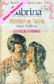 Vestido de noiva de Gina Wilkins