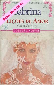 Lições de amor de Carla Cassidy