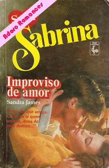 Improviso de amor de Sandra James